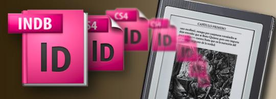 Crear libros electrónicos en formato EPUB con InDesign CS4