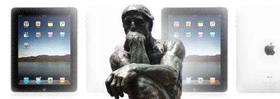Reflexiones sobre el iPad